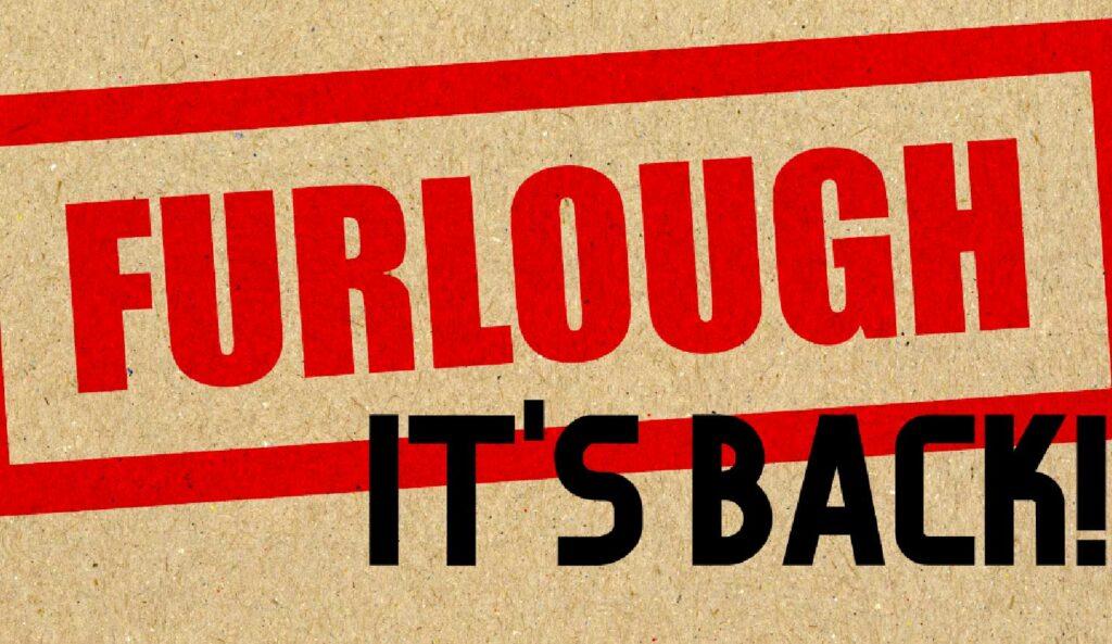Furlough, its back April 2021