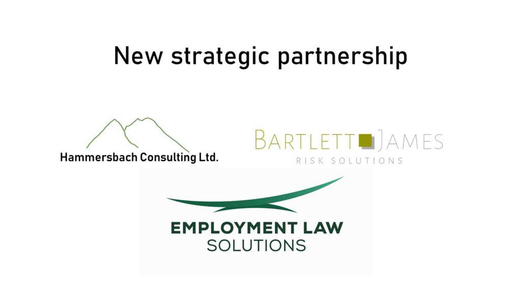 New strategic partnership